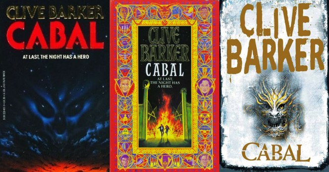 Various UK covers for Cabal