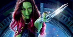 Guardians Galaxy Zoe Saldana