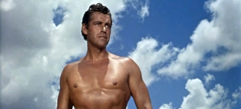 Gordon Scott in Tarzan the Magnificent