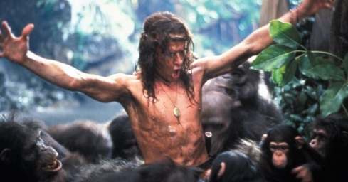 Christopher Lambert in Greystoke (1984)