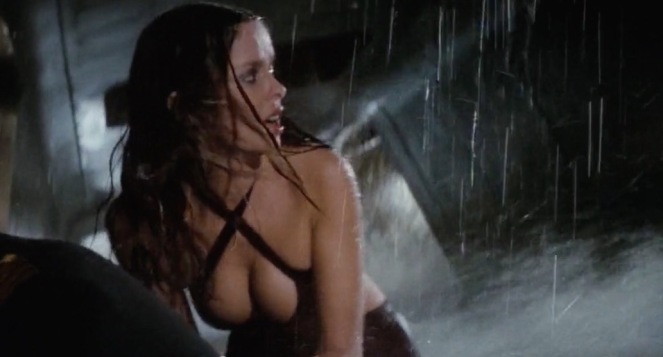 "Barbara Bach - ""Anya Amasova"" in The Spy Who Loved Me."