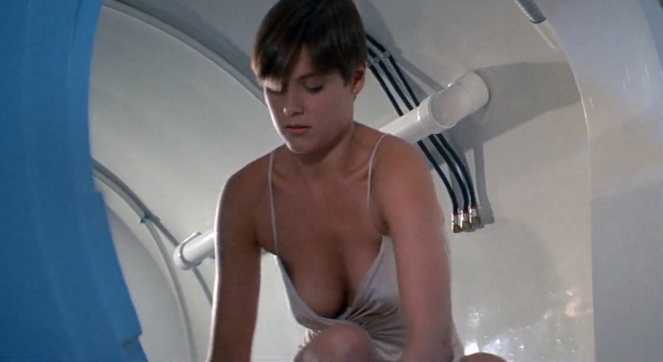"Carey Lowell - ""Pam Bouvier"" in Licence To Kill."