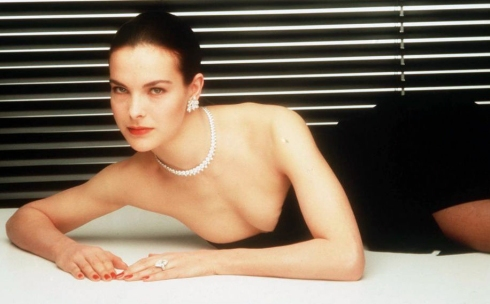 "Carole Bouquet - ""Melina Havelock"" in For Your Eyes Only."