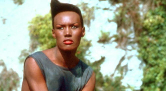 "Grace Jones - ""May Day"" in A View To A Kill."