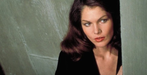 "Lois Chiles - ""Holly Goodhead"" in Moonraker."