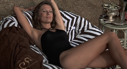 "Maud Adams - ""Andrea Anders"" in The Man With The Golden Gun."