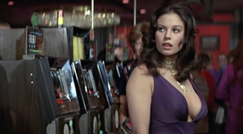 "Lana Wood - ""Plenty O'Toole"" in Diamonds Are Forever."