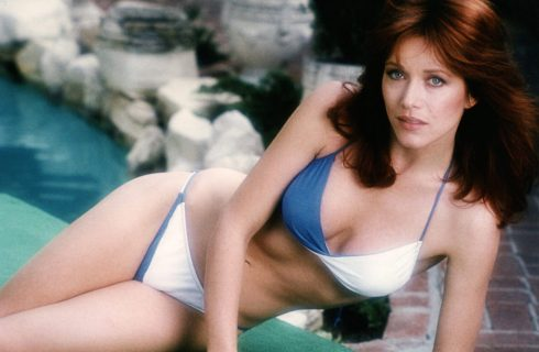 "Tanya Roberts - ""Stacey Sutton"" in A View To A Kill."