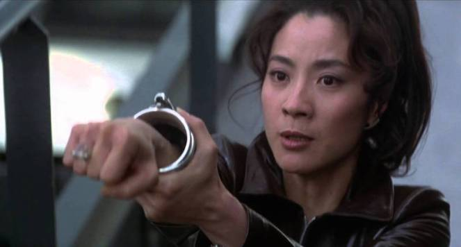 "Michelle Yeoh - ""Wai Lin"" in Tomorrow Never Dies."