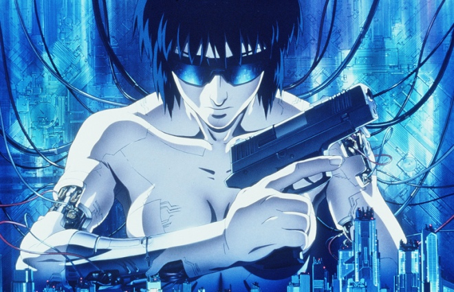 Ghost In The Shell Owen Williams