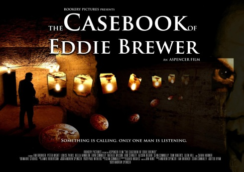 The Casebook of Eddie Brewer' Poster